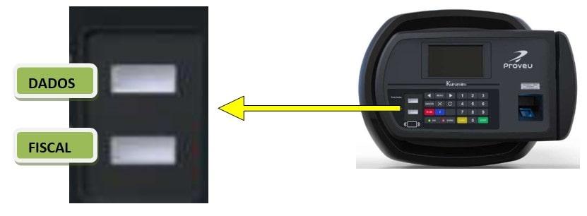 Como importar funcionários no relógio de ponto da PROVEU via pen drive