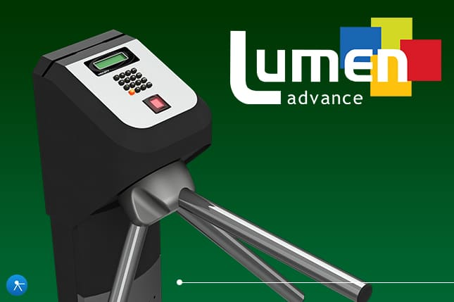 Catracas lumen advance